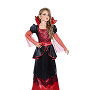 Карнавальный костюм Вампирша Purpurino 2091