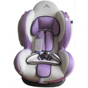 Автокресло Baby Shield Welldon CuddleMe Light Grey/Violet - Фото №2