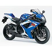 Модель мотоцикла 1:12 Suzuki GSX-R750 Maisto
