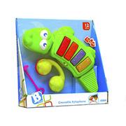 Музыкальный инструмент BabyBaby Крокодил 6948