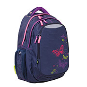 Рюкзак подростковый Т-22 Butterfly 1 Вересня 552638