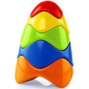 Развивающая игрушка Красочная пирамидка Kids II