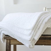 Полотенце Sleeper Set White Bath Towel