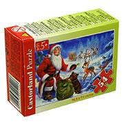 Пазлы Castorland Дед мороз A-08521-MK