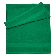 Полотенце махровое Эко Ярослав зеленое