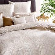 Набор постельного белья премиум-класса из мерсеризованного хлопка