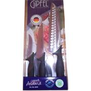 Набор ножей 3пр. ASAMA GIPFEL