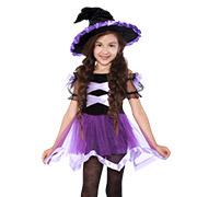 Карнавальный костюм Ведьмочка Purpurino 2052