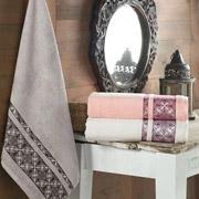 Махровое полотенце Arya Maxi Moor
