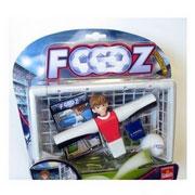 Набор для игры в футбол Foooz 30430-GL бело-черный