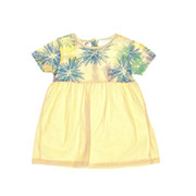 Платье детское Niso Baby 1211 желтое
