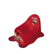 Детский горшок Cars красный Prima-Baby 1557.18(EA)