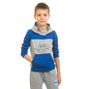 Кофта Skateboard Kids Couture электрик