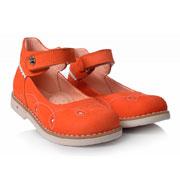 Детские туфли Theoleo 112 красные