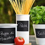 емкости для сыпучих продуктов пластиковые