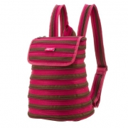 Рюкзак Zipit Zipper Fuchsia & Deep Brown ZBPL-1 фуксия