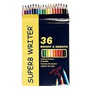 Карандаши цветные Marco Superb Writer 36 цветов