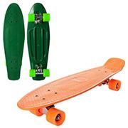 Скейт Profi Penny Board 60 см Зеленый (MS 0851)
