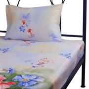 Набор простынь и наволочка Руно сатин Summer flowers