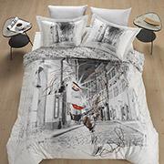 Комплект постельного белья SoundSleep La Via Dell Amore сатин