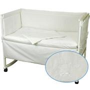 Спальный комплект для детской кроватки Руно 977 Мишка