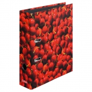 Папка-регистратор Herlitz А4 8см World of Fruit Cherry 10645356