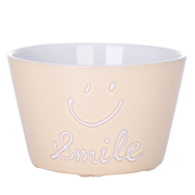Салатник 570 мл Smile Limited Edition JH6633-1 жовтий