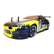 Дрифт 1:10 DRIFT TC HI4123BL Brushless Himoto синий HI4123BLb