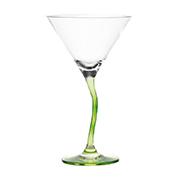 Бокал для коктейля Leonardo Modella зеленый