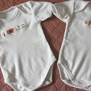 Боди-лодочка Baby Life А-9.-05