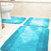 Коврик для ванной Spirella Balance синий