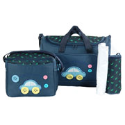 Набор сумок для мам Traum 7010-02 темно-синий