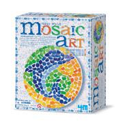 Набор для творчества 4M мозаика Дельфин
