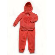 Утепленный спортивный костюм для девочки 03-00613