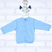 Кофточка Татошка 041102 голубая