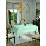 Скатерть Tropik home Damask Mint 9956-9 - Фото №2