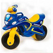 Детский Байк Полиция Flamingo-toys 0139/570