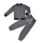 Спортивный костюм Jumper Timbo K025476 серый