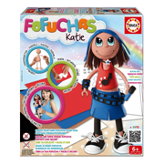 Набор для творчества Educa Кукла Фофуча Катя EDU-16362