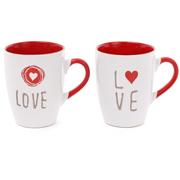 керамические кружки Любовь