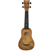 Гитара укулеле First Act Discovery Teak Tribal Wave FG4128