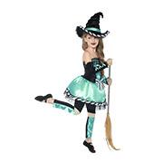 Карнавальный костюм Ведьмочка Purpurino 2058