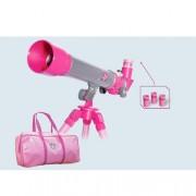 Телескоп 20х,30х,40х со штативом для девочек