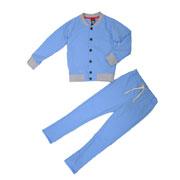 Спортивный костюм Flipper Timbo К010186 голубой