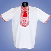 Сорочка вышитая для мальчика Сварга Козачок