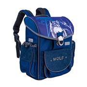 Ранец школьный каркасный ZiBi Satchel Wolf ZB14.0113WL