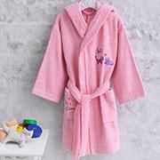 Халат детский Marie Claire Chats розовый