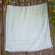 Плед Barine Kilim throw mint