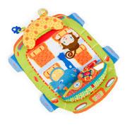 Матрас для выкладывания малышей на животик Автомобиль Kids II