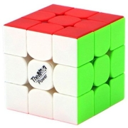 Кубик Рубика QiYi MoFangGe Valk 3 Power 3x3 Stickerless 128